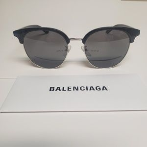 BALENCIAGA EVERYDAY BB0020SK-003 SUNGLASSES
